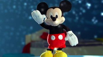 Mickey Mouse Clubhouse Hot Diggity Dancing Mickey TV Spot, 'Boogie' - Thumbnail 4