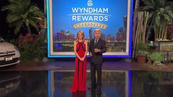 Wyndham Rewards Sweepstakes TV Spot, 'Wheel of Fortune: Trip to Australia' - 3 commercial airings