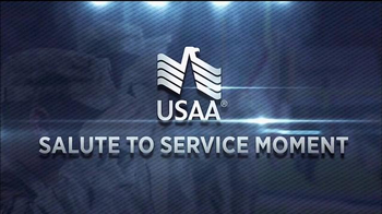 USAA TV Spot, 'Salute to Service: Oath of Enlistment' - Thumbnail 1