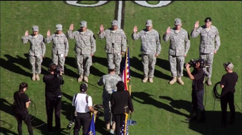 USAA TV Spot, 'Salute to Service: Oath of Enlistment' - Thumbnail 3