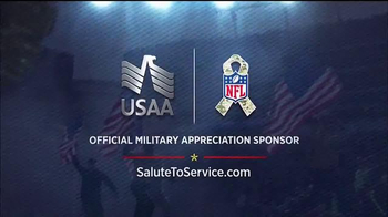 USAA TV Spot, 'Salute to Service: Oath of Enlistment' - Thumbnail 7