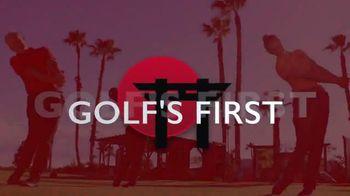 Tathata Golf In-Home Training Program TV Spot, 'Golf's First' - 45 commercial airings