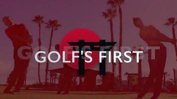 Tathata Golf In-Home Training Program TV Spot, 'Golf's First'