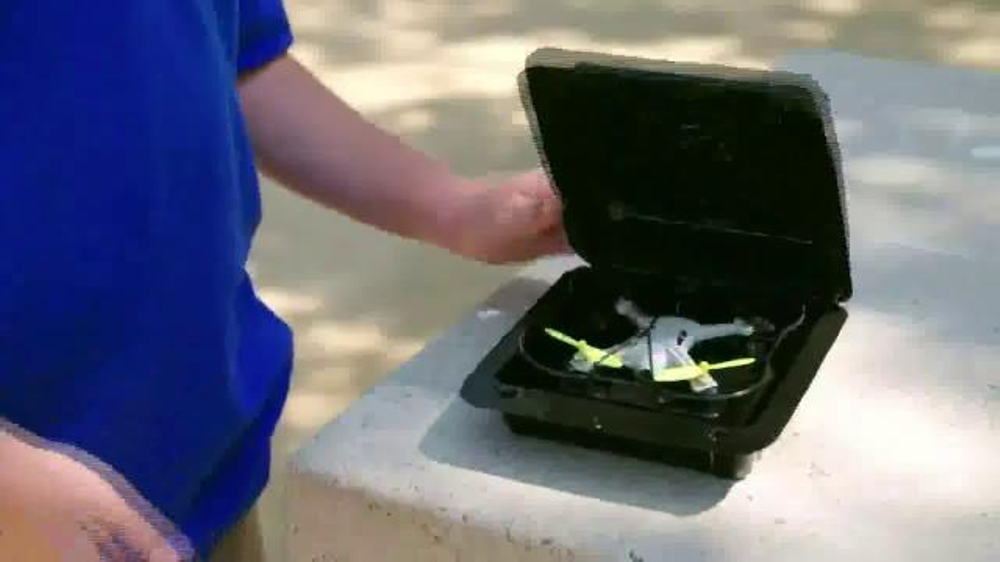 Air Hogs X Stream Video Drone TV Commercial