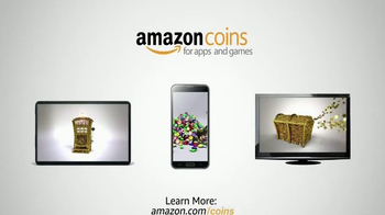 Amazon Coins TV Spot, 'Spend Less, Play More' - Thumbnail 4