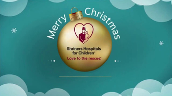 Shriners Hospitals for Children TV Spot, ''Twas the Night Before Christmas' - Thumbnail 1
