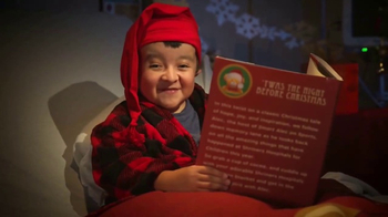 Shriners Hospitals for Children TV Spot, \'\'Twas the Night Before Christmas\'