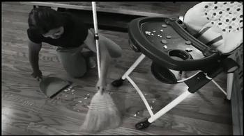 Hurricane Spin Broom TV Spot, 'Triple Brush Technology' - Thumbnail 1