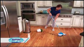 Hurricane Spin Broom TV Spot, 'Triple Brush Technology' - Thumbnail 2