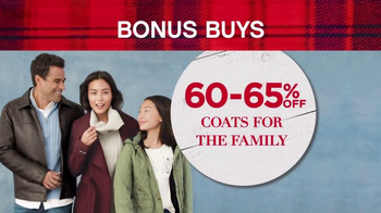 Belk Biggest Sale of the Season TV Spot, 'Southern Christmas' - 5 commercial airings