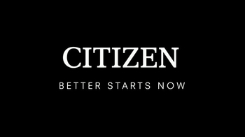Citizen Eco-Drive Watch TV Spot, 'The Energy of Time' - Thumbnail 4