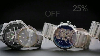 Citizen Eco-Drive Watch TV Spot, 'The Energy of Time' - Thumbnail 6