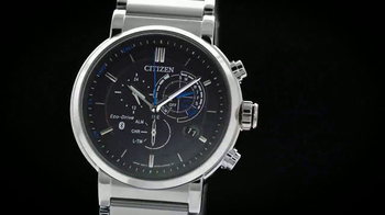 Citizen Eco-Drive Watch TV Spot, 'The Energy of Time' - Thumbnail 7