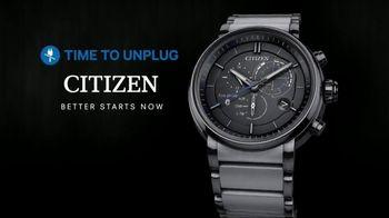 Citizen Watch TV Spot, 'Holidays 2016: A Smarter Watch'