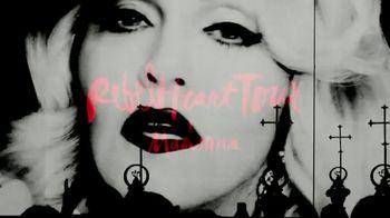 Showtime TV Spot, 'Madonna: Rebel Heart Tour' - 2 commercial airings