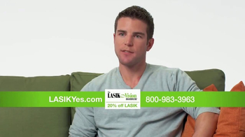 The LASIK Vision Institute TV Spot, 'Living Every Day to the Fullest' - Thumbnail 6