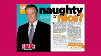 CBS Soaps in Depth TV Spot, 'Victor's New Life'