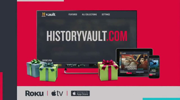 History Vault TV Spot, 'Perfect Gift for the History Buffs' - Thumbnail 9