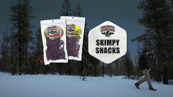 Old Trapper TV Spot, 'Skimpy Snacks' - Thumbnail 1