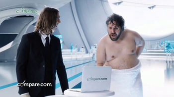 Compare.com TV Spot, 'Beaming: Nothing Compares' - Thumbnail 3