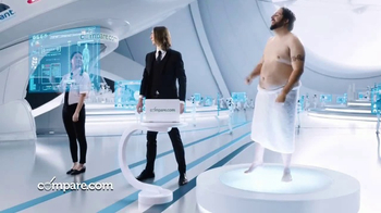 Compare.com TV Spot, 'Beaming: Nothing Compares' - Thumbnail 5
