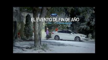 Ford El Evento de Fin de Año TV Spot, 'Ahorra en grande' [Spanish] - Thumbnail 1