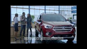 Ford El Evento de Fin de Año TV Spot, 'Ahorra en grande' [Spanish] - Thumbnail 6