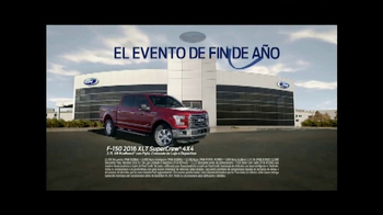 Ford El Evento de Fin de Año TV Spot, 'Ahorra en grande' [Spanish] - Thumbnail 7