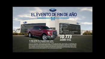Ford El Evento de Fin de Año TV Spot, 'Ahorra en grande' [Spanish] - Thumbnail 8
