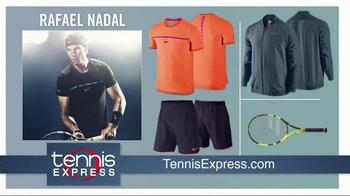 Tennis Express TV Spot, 'Holiday Pro Player Gear' - Thumbnail 4