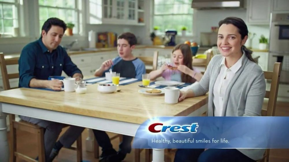 Crest Complete TV Commercial, 'Sugar Shield'