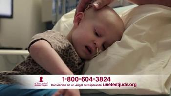 St. Jude Children's Research Hospital TV Spot, 'Un dia inesperado'[Spanish] - Thumbnail 9