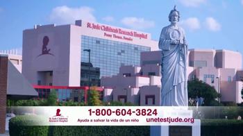 St. Jude Children's Research Hospital TV Spot, 'Un dia inesperado'[Spanish] - Thumbnail 4