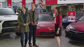 Toyota Toyotathon TV Spot, 'Window Shopping' - 264 commercial airings