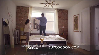 Sealy Cocoon TV Spot, 'Oprah's Favorite Things'