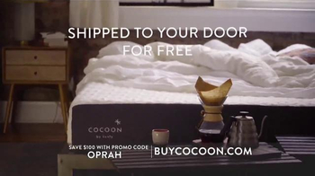 Sealy Cocoon TV Spot, 'Oprah's Favorite Things' - Thumbnail 5