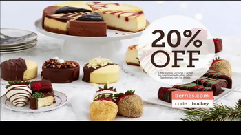 Shari's Berries TV Spot, 'Season of Sharing' - Thumbnail 5