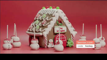 Shari's Berries TV Spot, 'Season of Sharing' - 891 commercial airings
