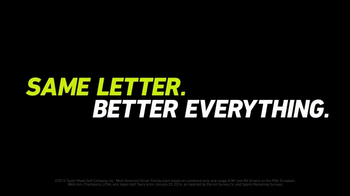 TaylorMade M Family TV Spot, 'The Best Gets Better' Feat. Dustin Johnson - Thumbnail 4