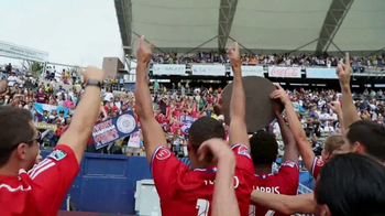 Major League Soccer TV Spot, 'Thanks to the Fans' - Thumbnail 6
