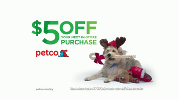 PETCO TV Spot, 'Holidays: Pogo Stick' - Thumbnail 7