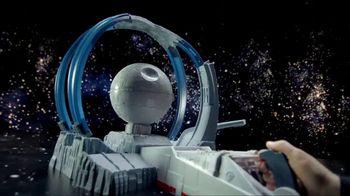Hot Wheels Star Wars Carships Death Star Revolution Race TV Spot, 'Destroy'