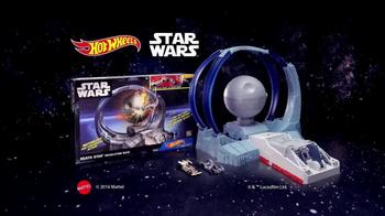 Hot Wheels Star Wars Carships Death Star Revolution Race TV Spot, 'Destroy' - Thumbnail 5