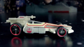 Hot Wheels Star Wars Carships Death Star Revolution Race TV Spot, 'Destroy' - Thumbnail 1