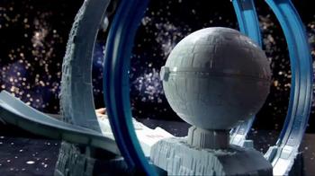 Hot Wheels Star Wars Carships Death Star Revolution Race TV Spot, 'Destroy' - Thumbnail 4