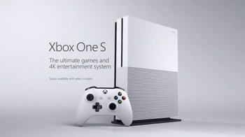 Xbox One S TV Spot, \'4K Ultra HD & High Dynamic Range\'