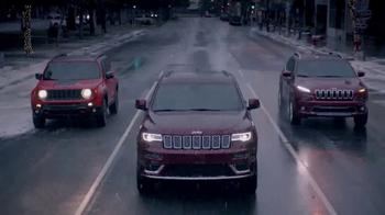 Jeep Big Finish Event TV Spot, 'Holidays 2016: Elf Adventures'
