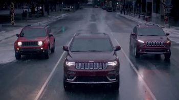 Jeep Big Finish Event TV Spot, 'Holidays: Elf Adventures' - 1696 commercial airings