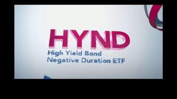 WisdomTree TV Spot, 'HYND: High Yield Bond'