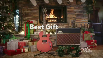 Guitar Center Holiday Sale TV Spot, 'Best Gift Ever Center: Drums & String' - Thumbnail 3